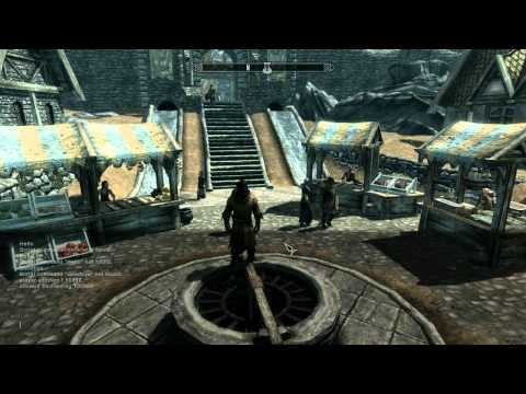 Skyrim Console Commands Tutorial