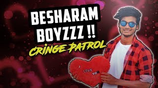 Besharam Boyz ROAST|Most Romantic Channel |Cringe Patrol ft-IdubbzTV