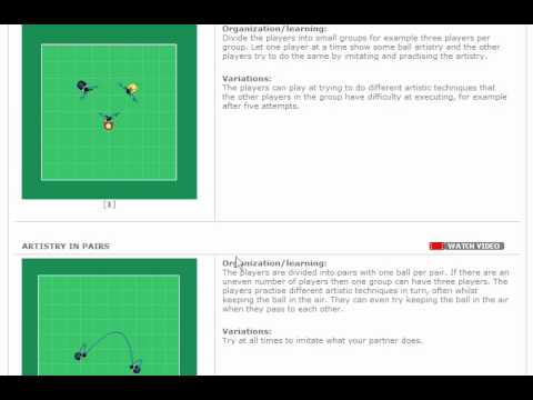 S2S - 1500 Soccer Ball Drills Library.mp4