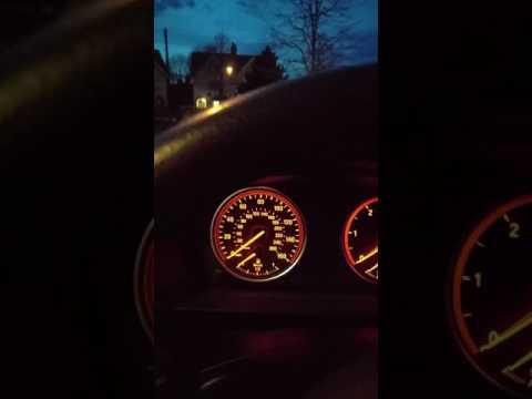 BMW miles to km