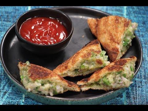 Chilli Cheese Toast  | Simple Vegetarian Khana With Chef Saurabh | Sanjeev Kapoor Khazana