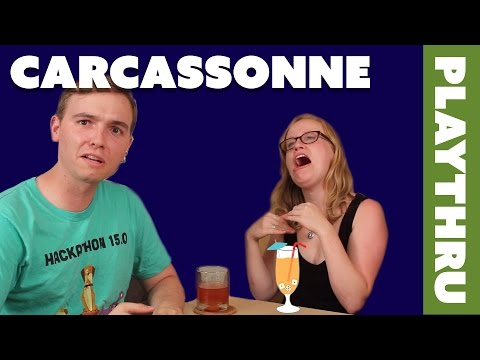 CARCASSONNE - Drinking Play Through