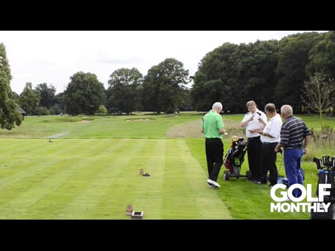 Beating slow play: mark the scorecard at the right time