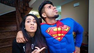 If Your Boyfriend Was A Superhero