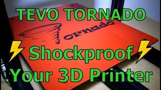 TEVO Tornado BLTouch (Hardware Only) Part 1