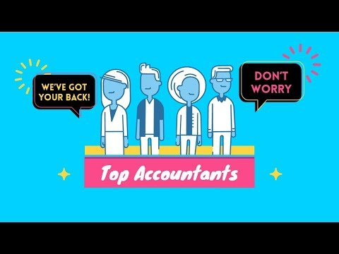 Get free tax & bookkeeping advice from the experts!