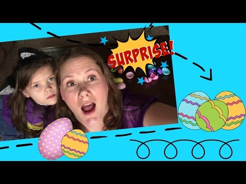 Surprise! YOU WON SOMETHING! Surprise eggs for crafty folks