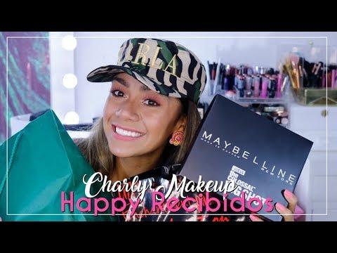 Happy Recibidos | Revlon Jolse Garnier Tony Moly | Charly Makeup