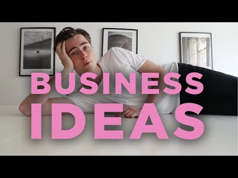 How To Find Business Ideas