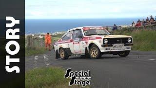 Jason Pritchard - Rally Isle of Man 2015 Documentary
