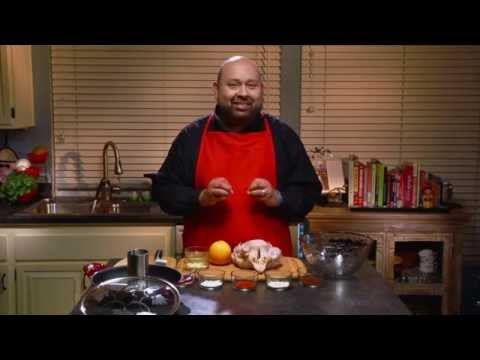 How to Make Rotisserie Chicken at Home HD