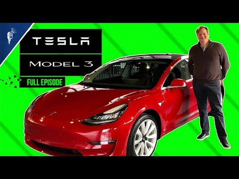Why The Tesla Model 3 Is The Best Car This Year!