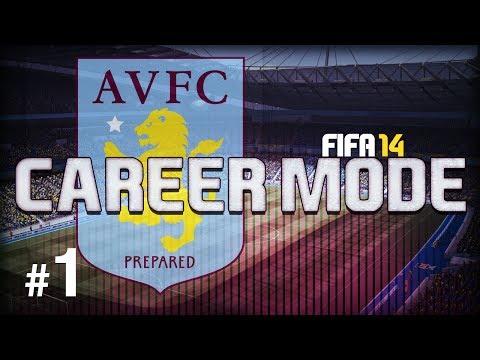 FIFA 14 - Career Mode w/ Aston Villa   S01E001   I'm lost...