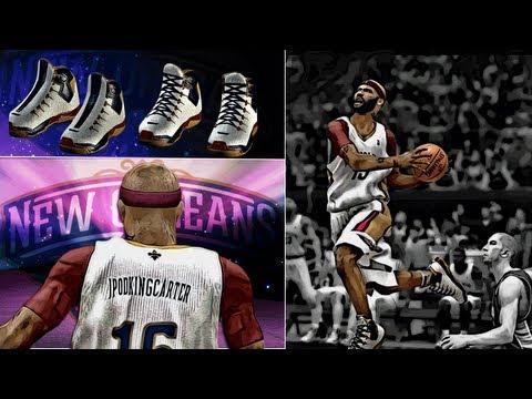 NBA 2K14 My Career - How I Got My Jordan Signature Shoe After 5 Games! | Lakers vs Pelicans
