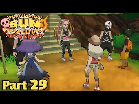 Pokémon Sun Nuzlocke Revenge, Part 29 • May 11, 2018 • STREAM ARCHIVE