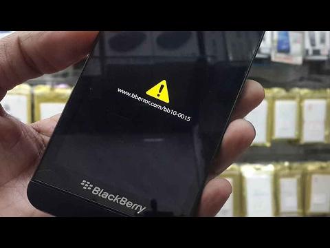 How to fix blackberry error www.bberror.com bb10-0015 Blackberry www.bberror.com/bb10-0020