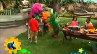 Barney & Friends Sharing
