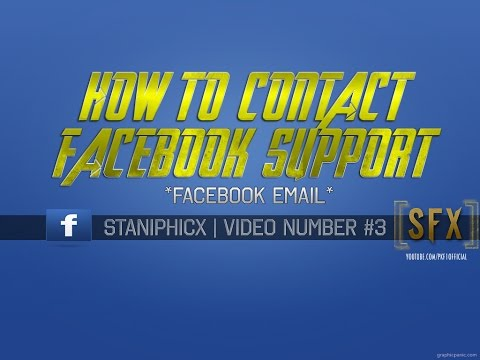 How to contact Facebook Support | Recover Hacked Facebook Page | Facebook Email ||