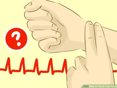 how to check pulse