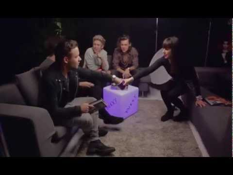 One Direction interviewed by Yahoo Celebrity UK