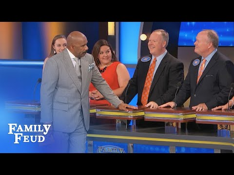 Going to a PLOT LUCK funeral??? | Family Feud