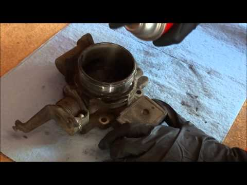 How To Clean A Jeep Cherokee Throttle Body