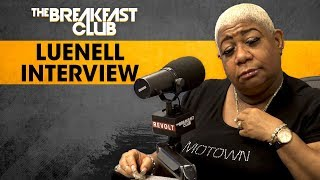 Luenell Gets Nasty On The Breakfast Club, Talks Insta-Comics, Wendy Williams + More