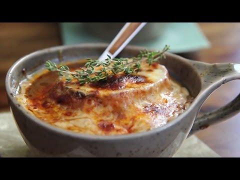 How to Make French Onion Soup   Soup Recipes   Allrecipes.com