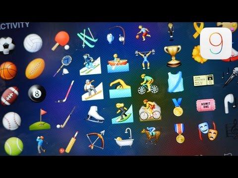 iOS 9.1 Beta 1: 80 New Emoji!