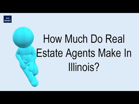 How Much Do Real Estate Agents Make In Illinois?