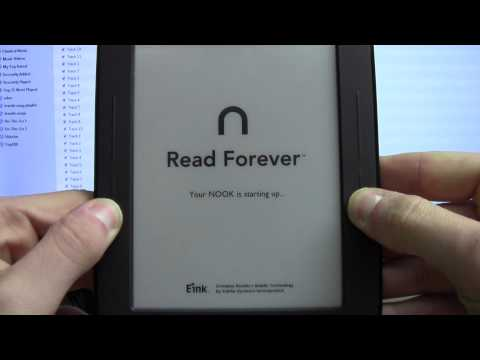 How to restore the Nook Nuki to its original setting
