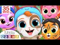 We Are Doing The Animal Dance Face Paint Song Little Angel Kids Songs