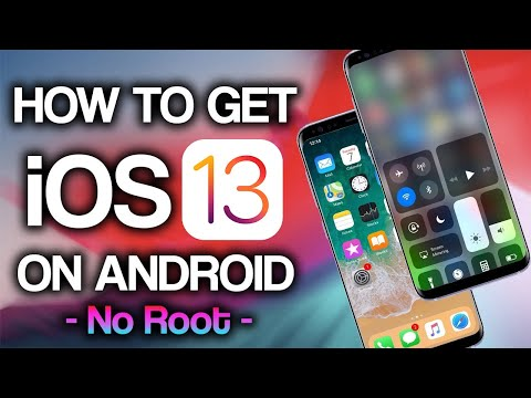 Install iOS 12 on Android 👈 Make Android Look Like iOS 12! (No ROOT - FREE - 2018)