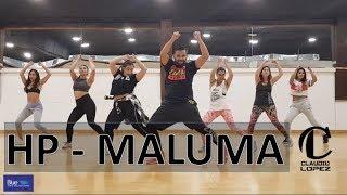 HP - Maluma / ZUMBA