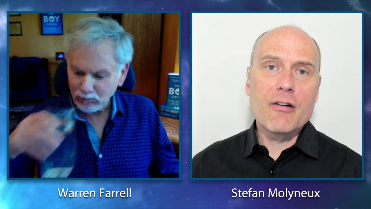 Dr. Warren Farrell and Stefan Molyneux on The Boy Crisis: Parents and Politics