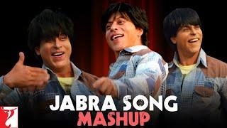 Mashup - Jabra Song | 11 Languages | FAN Anthem | Shah Rukh Khan