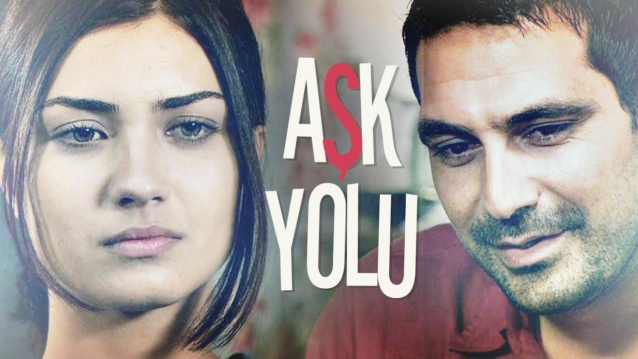 Aşk Yolu | TV Filmi Full - 2004 (Tuba Büyüküstün, Bülent İnal)