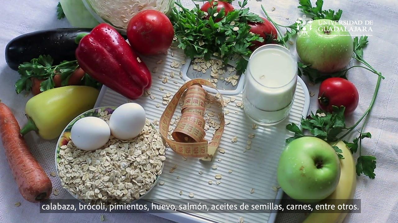 Recomendaciones de alimentación pacientes Covid-19