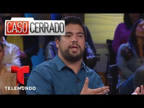 My dad's semen   Caso Cerrado   Telemundo English