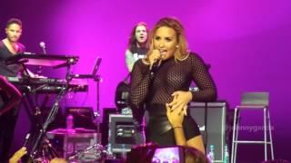 """Demi Lovato """"COOL FOR THE SUMMER"""" Guadalajara Mexico (October 18th, 2016)"""