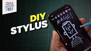 DIY Stylus Using Any Pen/Pencil