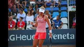 Jil Teichmann | 2019 Palermo Ladies Open | Top 5 Shots