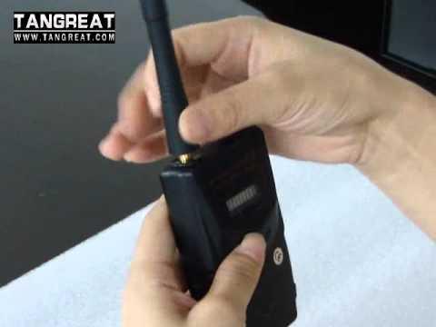 Spy camera detector RF detector Signal detector TG-007 www.tangreat.com