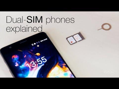 How do dual-SIM card phones work?