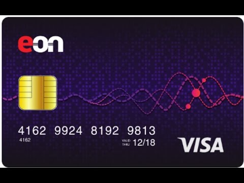 TUTORIAL: How to Get the new EON - Unionbank Card 2017
