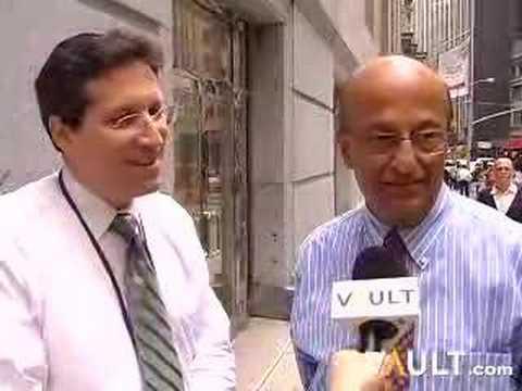 Job Talk: Wall Street Edition