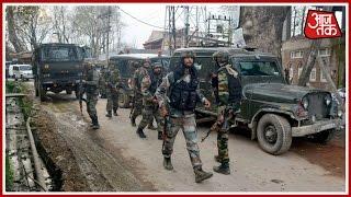 Aaj Subah: Terrorist Killed In Encounter In Jammu & Kashmir