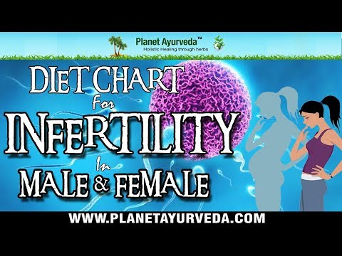 Diet Chart for Infertility in Male & Female - Foods To Avoid & Recommend