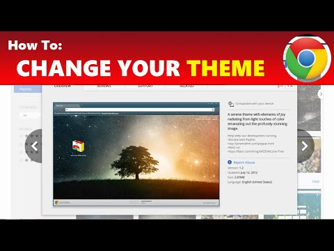 How To: Change Your Google Chrome Theme