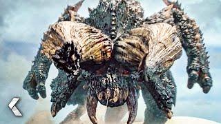 Full Diabolos Fight - MONSTER HUNTER (2020) Movie Clip